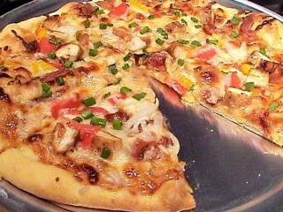 California Pizza Kitchen Jamaican Jerk Chicken Pizza Copycat Recipe By Todd  Wilbur