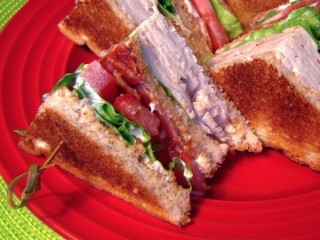 Denny's Club Sandwich copycat recipe by Todd Wilbur