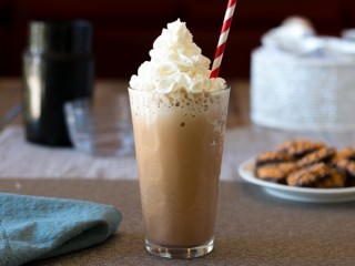 Dunkin Donuts Coffee Coolatta copycat recipe by Todd Wilbur