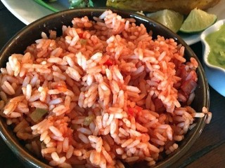 El Pollo Loco Spanish Rice Fat-Free copycat recipe by Todd Wilbur