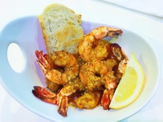 Flemings Prime Steakhouse Wicked Cajun Barbecue Shrimp copycat recipe by Todd Wilbur