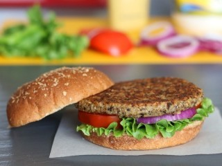Gardenburger Original Veggie Patty copycat recipe by Todd Wilbur