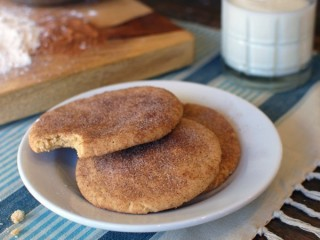 Great American Cookies Snickerdoodles copycat recipe by Todd Wilbur