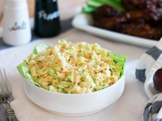 Hard Rock Cafe Cole Slaw copycat recipe by Todd Wilbur
