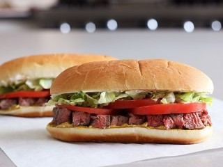 Hard Rock Cafe Filet Steak Sandwich copycat recipe by Todd Wilbur