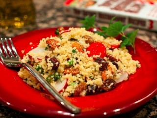 Houston's Couscous copycat recipe by Todd Wilbur