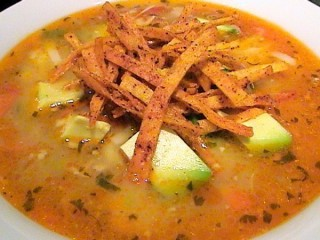 Islands Tortilla Soup copycat recipe by Todd Wilbur