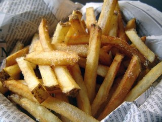Islands Island Fries