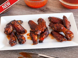 It's Just Wings Smoked Wings & Sauces copycat recipe by Todd Wilbur