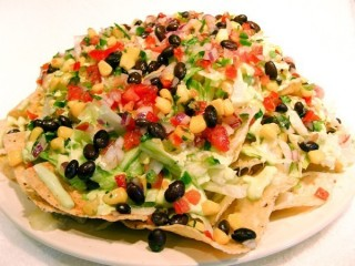 Joe's Crab Shack Crab Nachos copycat recipe by Todd Wilbur