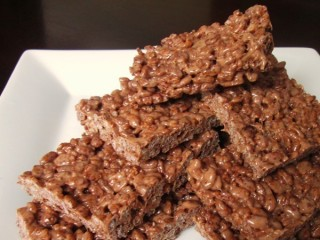 Kellogg's Cocoa Rice Krispies Treats copycat recipe by Todd Wilbur