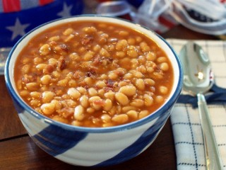 KFC BBQ Baked Beans copycat recipe by Todd Wilbur