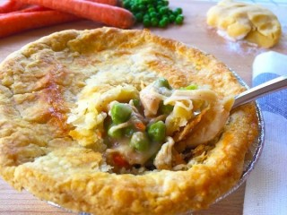 KFC Chicken Pot Pie copycat recipe by Todd Wilbur
