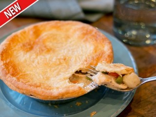 KFC Chicken Pot Pie (Improved) copycat recipe by Todd Wilbur
