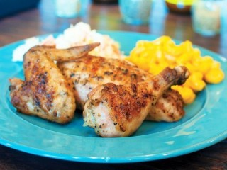 KFC Grilled Chicken copycat recipe by Todd Wilbur