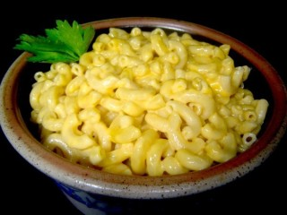 KFC Macaroni & Cheese Reduced-Fat copycat recipe by Todd Wilbur