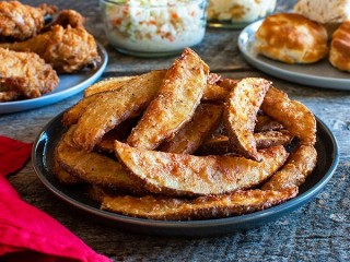 KFC Potato Wedges copycat recipe by Todd Wilbur