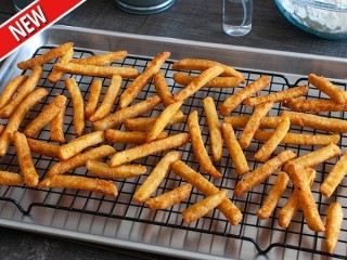 KFC Secret Recipe Fries copycat recipe by Todd Wilbur