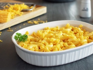 Kraft Deluxe Macaroni and Cheese copycat recipe by Todd Wilbur