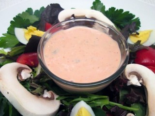 Kraft Free Thousand Island Dressing copycat recipe by Todd Wilbur