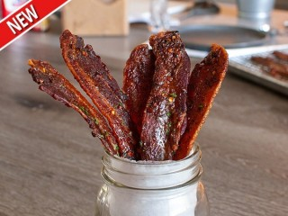 Lazy Dog Bacon Candy copycat recipe by Todd Wilbur