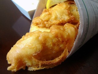 Long John Silver's Batter-Dipped Fish copycat recipe by Todd Wilbur