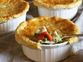 Marie Callender's Chicken Pot Pie copycat recipe by Todd Wilbur