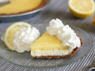 Marie Callender's Lemon Cream Cheese Pie