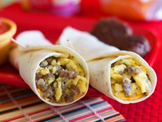 McDonald's Breakfast Burrito copycat recipe by Todd Wilbur
