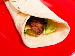 McDonald's Mac Snack Wrap copycat recipe by Todd Wilbur