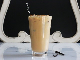 McDonald's Vanilla Iced Coffee copycat recipe by Todd Wilbur