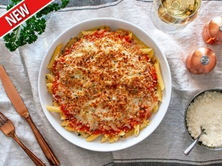 Olive Garden Five Cheese Ziti al Forno copycat recipe by Todd Wilbur