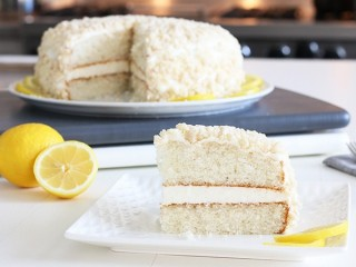 Olive Garden Lemon Cream Cake copycat recipe by Todd Wilbur