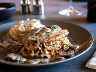 Olive Garden Stuffed Chicken Marsala copycat recipe by Todd Wilbur