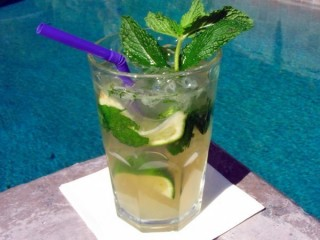 On the Border Mexican Mojito copycat recipe by Todd Wilbur