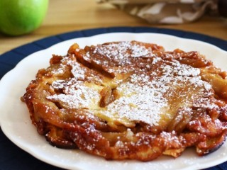 Original Pancake House Apple Pancake copycat recipe by Todd Wilbur