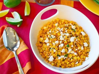 Outback Steakhouse Chili Lime Corn copycat recipe by Todd Wilbur