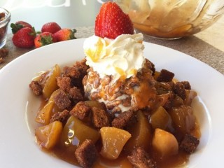 Outback Steakhouse Cinnamon Apple Oblivion copycat recipe by Todd Wilbur