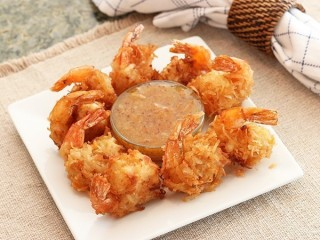 Outback Steakhouse Gold Coast Coconut Shrimp copycat recipe by Todd Wilbur