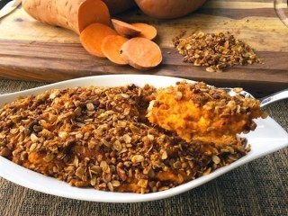 Outback Steakhouse Mashed Sweet Potatoes copycat recipe by Todd Wilbur