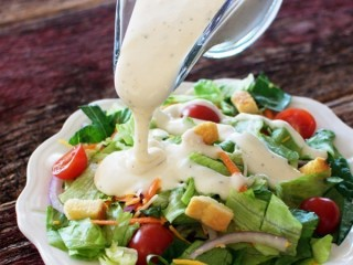 Outback Steakhouse Ranch Salad Dressing copycat recipe by Todd Wilbur
