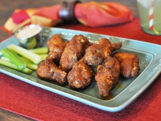 Outback Steakhouse Kookaburra Wings copycat recipe by Todd Wilbur