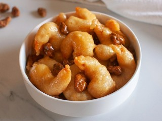 Panda Express Honey Walnut Shrimp copycat recipe by Todd Wilbur