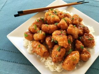Panda Express Orange Flavored Chicken copycat recipe by Todd Wilbur