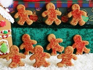 Pepperidge Farm Ginger Man Cookies copycat recipe by Todd Wilbur