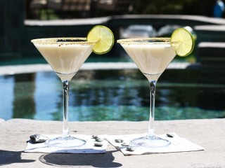 P.F. Chang's Key Lime Pie Martini