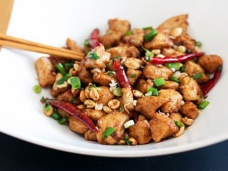 P.F. Chang's Kung Pao Chicken copycat recipe by Todd Wilbur