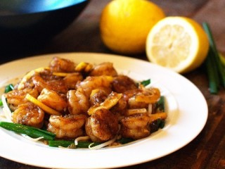 P.F. Chang's Lemon Pepper Shrimp copycat recipe by Todd Wilbur