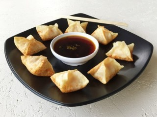 P.F. Chang's Shrimp Dumplings copycat recipe by Todd Wilbur