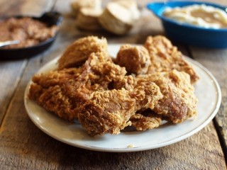 Popeyes Famous Fried Chicken copycat recipe by Todd Wilbur